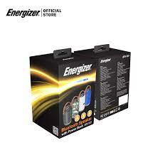 Tai nghe bluetooth V5.0 True Wireless ENERGIZER UB2609 tích hợp sạc dự  phòng có màn