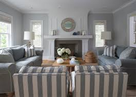Blue gray living room Farmhouse Blue And Gray Living Room Decorpad Blue And Gray Living Room Cottage Living Room Lynn Morgan Design
