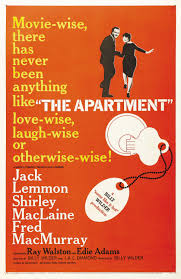 The Apartment Movie Poster 1 Of 3 Imp Awards