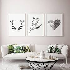 home wall art bedroom prints