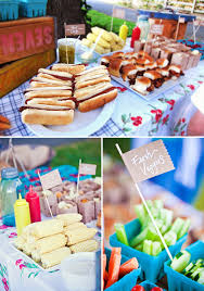 backyard bbq party ideas