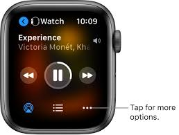 use now playing on apple watch apple