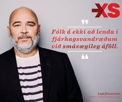 Myndaniðurstaða fyrir Logi Einarsson