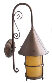 exterior light fixtures crafted from iron brass and copper in classic revival styles to complement your new or old house