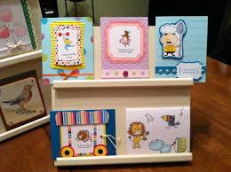 Wooden Greeting Card Display Stand Handmade Card Display Racks cardsbymo 55