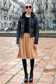 pleated skirts 2