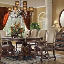 extraordinary idea ashley dining room table and chairs formal set tables wood furniture