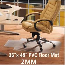 durable pvc home office chair. pvc home office chair floor mat studded back with lip for pile carpet 36 durable pvc