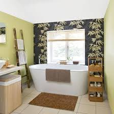 Small Picture Prepossessing Small Bathroom Decorating Ideas On A Budget Ideas