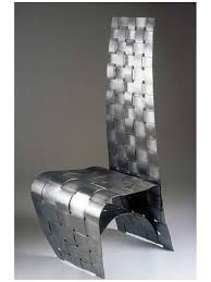 woven metal furniture. Picture Of Woven Steel Chair Metal Furniture