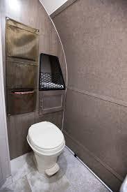 Bathroom Plumbing Beauteous 48Rpod48BathroomStorage Trailer Life