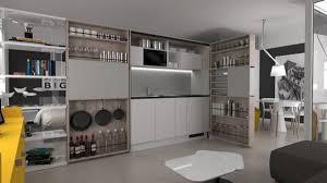 Todo Lo Que Necesita Para La Cocina Cabe En Un Solo Mueble U2022 ENTERCOCocina En Un Armario