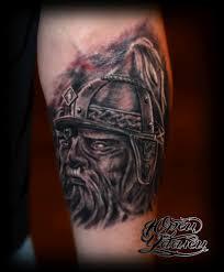 татуировка русский воин