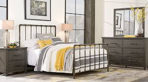 metal bedroom sets. metal bedroom sets rooms to go