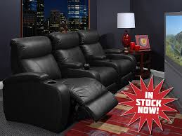 fabulous home theater seating for your home theater decor marvelous black leather home theater seating