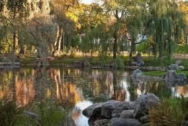 Japanese Garden Japanese Garden In Kardiorg Park Estonia