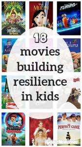 18 s for building resilience in children