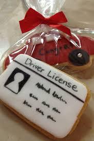 License And Car Cookies The Pantry Cake Cookies Cookies Sugar