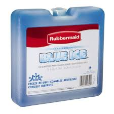 rubbermaid blue ice weekender ice pack