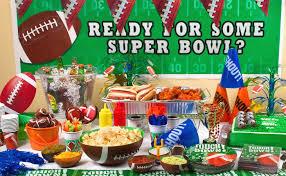 Super Bowl Party Decorating Ideas Super Bowl Party Decorations Eye Decorating Ideas Bowlparty Abuse 14