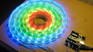 Diy led strip lighting Led Light Project Tested How To Get Started With Programmable Rgb Led Strip Lighting Tested
