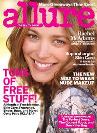 allure magazine rachel mcadams
