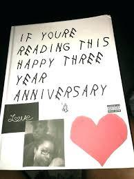 sbook for boyfriend versary fresh gifts him 3 years ideas her year gift wedding husband anniversary
