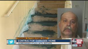 contractor disaster a paint job gone horribly wrong