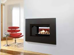having a double sided fireplace installed will bring you the best of many worlds excellent supplemental heating in two rooms and a unit that fits
