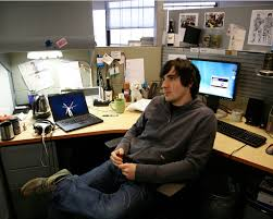 comfortable home office graphic design station. Wonderful Home Comfortable Home Office Graphic Design Station Kevin Rose Of Digg  With Comfortable Home Office Graphic Design Station
