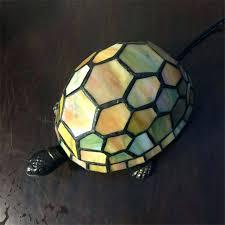 stain glass turtle retro tortoise table lamp table lamp bedroom bedside desk lamp stained glass turtle