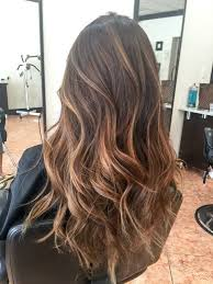 21 Balayage Dark Brown Hair Color
