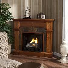 corner fireplace tv stand best gel 11