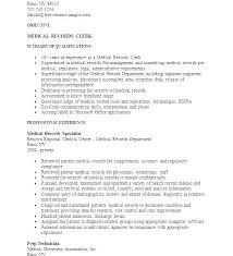 File Clerk Sample Resume Best Of File Clerk Sample Resume Yomm