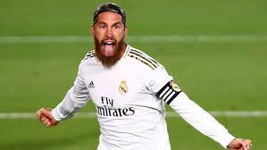 Real Madrid: Sergio Ramos zeigt bei Instagram seine Muckis