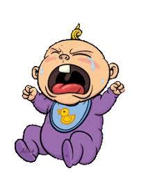 """Résultat de recherche d'images pour """"gif bébé qui pleure"""""""