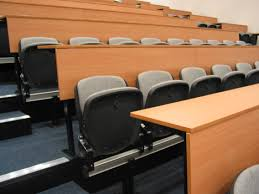 folding cinema chairs uk. lecture seating on retractable and fixed tiered platforms folding cinema chairs uk
