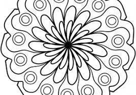 Insieme Di Disegno Dei Fiori Illustrazione Vettoriale Con Disegni Di