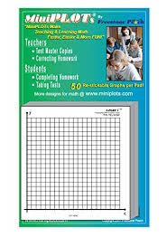 Buy Miniplot Graph Paper Pads 5 Pads Of 3x3 Inch Adhesive