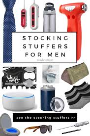 the best stocking stuffer gift ideas for the man who has everything