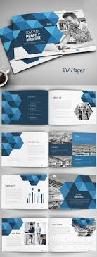 Company Portfolio Template 24 Best Company Profile Images On Pinterest Brochure Template 12