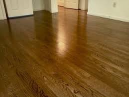 our flooring guy tried so hard to talk us out of it fearing we wouldn t like how dark it might end up on white oak hard wood