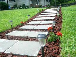 garden pathway. Garden Path Ideas Stone Pathway Ingenious And Beautiful To Realize In Your Backyard Landscaping Lovely O
