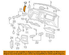 mazda b4000 dash parts mazda oem 04 09 b4000 instrument panel dash fuse box cover 1f705534530 fits mazda b4000