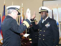 Cwo Navy Local Sailor Promoted To Chief Warrant Officer Military Thetandd Com
