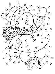 Neve Disegni Da Colorare Bambini Disegni Disegnare