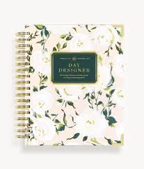 Day Designer Retailers January 2020 Daily Planner Coming Up Roses
