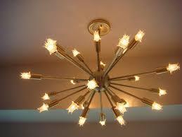 modern sputnik chandelier for unique design