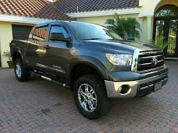 SOLD! Test Drive - 2011 Toyota Tundra Crewmax TRD 4x4 for sale by ...