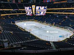 Bridgestone Arena Seating Chart Virtual Your Ticket To Sports Concerts More Seatgeek